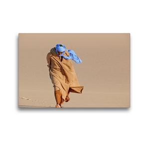 Premium Textil-Leinwand 45 x 30 cm Quer-Format Unterwegs-Sein in Afrika | Wandbild, HD-Bild auf Keilrahmen, Fertigbild auf hochwertigem Vlies, Leinwanddruck von Knut Bormann