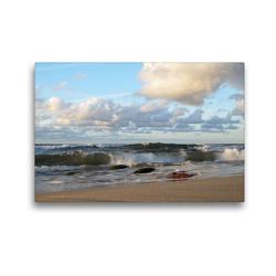 Premium Textil-Leinwand 45 x 30 cm Quer-Format Wolke 7 | Wandbild, HD-Bild auf Keilrahmen, Fertigbild auf hochwertigem Vlies, Leinwanddruck von Flori0