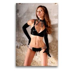 Premium Textil-Leinwand 50 x 75 cm Hoch-Format Fetisch-Fantasy | Wandbild, HD-Bild auf Keilrahmen, Fertigbild auf hochwertigem Vlies, Leinwanddruck von Andy Bull