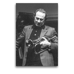 Premium Textil-Leinwand 50 x 75 cm Hoch-Format Franco Ambrosetti | Wandbild, HD-Bild auf Keilrahmen, Fertigbild auf hochwertigem Vlies, Leinwanddruck von Klaus Rohwer