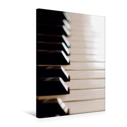 Premium Textil-Leinwand 50 x 75 cm Hoch-Format Musik | Wandbild, HD-Bild auf Keilrahmen, Fertigbild auf hochwertigem Vlies, Leinwanddruck von Anette/Thomas Jäger