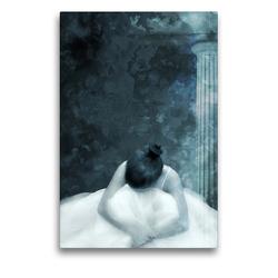 Premium Textil-Leinwand 50 x 75 cm Hoch-Format Nach dem Auftritt | Wandbild, HD-Bild auf Keilrahmen, Fertigbild auf hochwertigem Vlies, Leinwanddruck von Harald Fischer