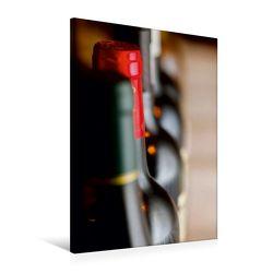 Premium Textil-Leinwand 60 x 90 cm Hoch-Format Wein und Sekt | Wandbild, HD-Bild auf Keilrahmen, Fertigbild auf hochwertigem Vlies, Leinwanddruck von Thomas Jäger von Jaeger,  Thomas