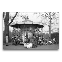 Premium Textil-Leinwand 75 x 50 cm Quer-Format 100. Geburtstag des Leipziger Fotografen Karl Heinz Mai | Wandbild, HD-Bild auf Keilrahmen, Fertigbild auf hochwertigem Vlies, Leinwanddruck von Karl Heinz Mai
