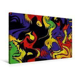 Premium Textil-Leinwand 75 x 50 cm Quer-Format Digital Art   Wandbild, HD-Bild auf Keilrahmen, Fertigbild auf hochwertigem Vlies, Leinwanddruck von Gabi Siebenhühner von Siebenhühner,  Gabi