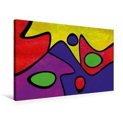Premium Textil-Leinwand 75 x 50 cm Quer-Format Digital Art | Wandbild, HD-Bild auf Keilrahmen, Fertigbild auf hochwertigem Vlies, Leinwanddruck von Gabi Siebenhühner