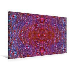 Premium Textil-Leinwand 75 x 50 cm Quer-Format Drop Life | Wandbild, HD-Bild auf Keilrahmen, Fertigbild auf hochwertigem Vlies, Leinwanddruck von Nihat Uysal von Uysal,  Nihat