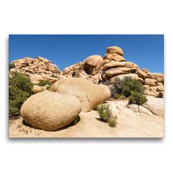 Premium Textil-Leinwand 75 x 50 cm Quer-Format Felsenparadies | Wandbild, HD-Bild auf Keilrahmen, Fertigbild auf hochwertigem Vlies, Leinwanddruck von Andreas Klesse