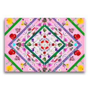 Premium Textil-Leinwand 75 x 50 cm Quer-Format Frühlingshauch | Wandbild, HD-Bild auf Keilrahmen, Fertigbild auf hochwertigem Vlies, Leinwanddruck von N N