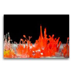 Premium Textil-Leinwand 75 x 50 cm Quer-Format Lässig   Wandbild, HD-Bild auf Keilrahmen, Fertigbild auf hochwertigem Vlies, Leinwanddruck von Monika Altenburger