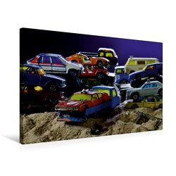 Premium Textil-Leinwand 75 x 50 cm Quer-Format Lamborghini 400 GT Espadaa | Wandbild, HD-Bild auf Keilrahmen, Fertigbild auf hochwertigem Vlies, Leinwanddruck von Ingo Laue von Laue,  Ingo