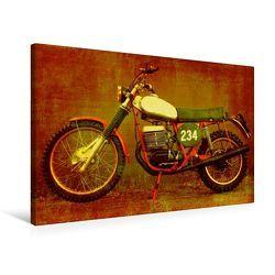 Premium Textil-Leinwand 75 x 50 cm Quer-Format Maico GS 501 | Wandbild, HD-Bild auf Keilrahmen, Fertigbild auf hochwertigem Vlies, Leinwanddruck von Gabi Siebenhühner