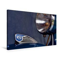 Premium Textil-Leinwand 75 x 50 cm Quer-Format NSU Supermax | Wandbild, HD-Bild auf Keilrahmen, Fertigbild auf hochwertigem Vlies, Leinwanddruck von Ingo Laue von Laue,  Ingo