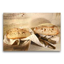 Premium Textil-Leinwand 75 x 50 cm Quer-Format olaolafood.blog/2019/03/20/trevors-kanadier/ | Wandbild, HD-Bild auf Keilrahmen, Fertigbild auf hochwertigem Vlies, Leinwanddruck von N N