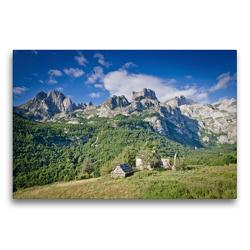 Premium Textil-Leinwand 75 x 50 cm Quer-Format Tag 10: Über Çeremi | Wandbild, HD-Bild auf Keilrahmen, Fertigbild auf hochwertigem Vlies, Leinwanddruck von © binauftour