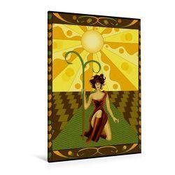 Premium Textil-Leinwand 80 x 120 cm Hoch-Format Die Natur | Wandbild, HD-Bild auf Keilrahmen, Fertigbild auf hochwertigem Vlies, Leinwanddruck von Irene Repp von Repp,  Irene