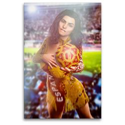 Premium Textil-Leinwand 80 x 120 cm Hoch-Format Spanien | Wandbild, HD-Bild auf Keilrahmen, Fertigbild auf hochwertigem Vlies, Leinwanddruck von Gregor Hartmann