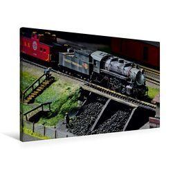 Premium Textil-Leinwand 90 x 60 cm Quer-Format 0-8-0 | Wandbild, HD-Bild auf Keilrahmen, Fertigbild auf hochwertigem Vlies, Leinwanddruck von Ingo Laue