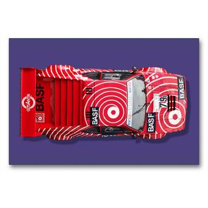 Premium Textil-Leinwand 90 x 60 cm Quer-Format BMW M1 Procar, 1979 | Wandbild, HD-Bild auf Keilrahmen, Fertigbild auf hochwertigem Vlies, Leinwanddruck von Bernhard Schmerl