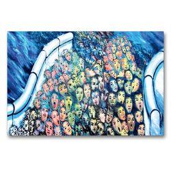 Premium Textil-Leinwand 90 x 60 cm Quer-Format Die Flucht | Wandbild, HD-Bild auf Keilrahmen, Fertigbild auf hochwertigem Vlies, Leinwanddruck von Ralf Wittstock