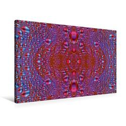 Premium Textil-Leinwand 90 x 60 cm Quer-Format Drop Life | Wandbild, HD-Bild auf Keilrahmen, Fertigbild auf hochwertigem Vlies, Leinwanddruck von Nihat Uysal von Uysal,  Nihat