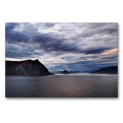 Premium Textil-Leinwand 90 x 60 cm Quer-Format Früh | Wandbild, HD-Bild auf Keilrahmen, Fertigbild auf hochwertigem Vlies, Leinwanddruck von Christiane Calmbacher