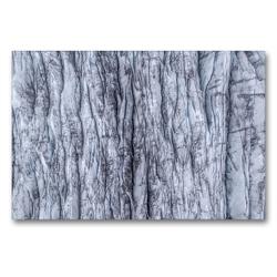 Premium Textil-Leinwand 90 x 60 cm Quer-Format Gletschereis | Wandbild, HD-Bild auf Keilrahmen, Fertigbild auf hochwertigem Vlies, Leinwanddruck von Christian Scheunert