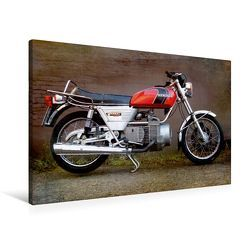 Premium Textil-Leinwand 90 x 60 cm Quer-Format Hercules W 2000 Wankel | Wandbild, HD-Bild auf Keilrahmen, Fertigbild auf hochwertigem Vlies, Leinwanddruck von Gabi Siebenhühner