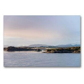 Premium Textil-Leinwand 90 x 60 cm Quer-Format In den Schären   Wandbild, HD-Bild auf Keilrahmen, Fertigbild auf hochwertigem Vlies, Leinwanddruck von Christiane Calmbacher