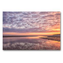 Premium Textil-Leinwand 90 x 60 cm Quer-Format Morgenstunde | Wandbild, HD-Bild auf Keilrahmen, Fertigbild auf hochwertigem Vlies, Leinwanddruck von N N