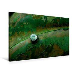 Premium Textil-Leinwand 90 x 60 cm Quer-Format ROSTLAUBEN Die schönsten Autowracks   Wandbild, HD-Bild auf Keilrahmen, Fertigbild auf hochwertigem Vlies, Leinwanddruck von Ingo Laue von Laue,  Ingo