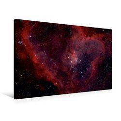 Premium Textil-Leinwand 90 x 60 cm Quer-Format Universum – Eine Reise zu den Sternen | Wandbild, HD-Bild auf Keilrahmen, Fertigbild auf hochwertigem Vlies, Leinwanddruck von Roland Störmer