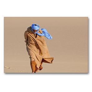 Premium Textil-Leinwand 90 x 60 cm Quer-Format Unterwegs-Sein in Afrika | Wandbild, HD-Bild auf Keilrahmen, Fertigbild auf hochwertigem Vlies, Leinwanddruck von Knut Bormann