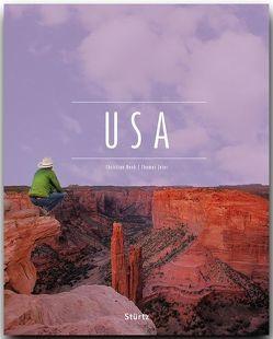 USA von Heeb,  Christian, Jeier,  Thomas