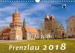 Prenzlau 2018 (Wandkalender 2018 DIN A4 quer) von Prenzlau,  k.A., Schulze,  Thomas