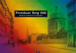 Berlin: Prenzlauer Berg 2021 von Doetsch,  Tobias