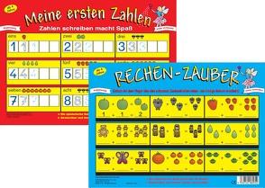 PRESSOGRAM Zaubertafel – Rechen Zauber von Stubenrauch,  Bernhard