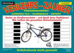 PRESSOGRAM Zaubertafel – Verkehrssicherheit von Stubenrauch,  Bernhard