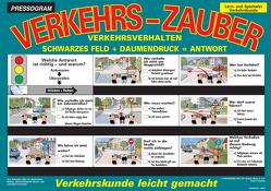 PRESSOGRAM Zaubertafel – Verkehrsverhalten von Stubenrauch,  Bernhard
