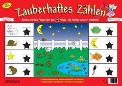 PRESSOGRAM Zaubertafel – Zauberhaftes Zählen von Stubenrauch,  Bernhard