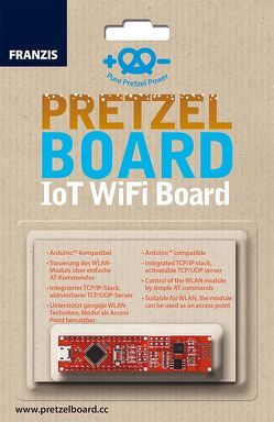 Pretzel Board von Kainka,  Fabian