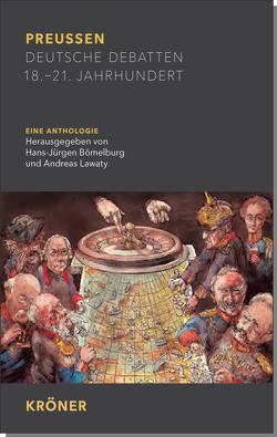 Preußen von Bömelburg,  Hans-Jürgen, Lawaty,  Andreas