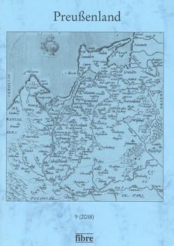 Preußenland 9 (2018) von Historische Kommission für ost- und westpreussische Landesforschung