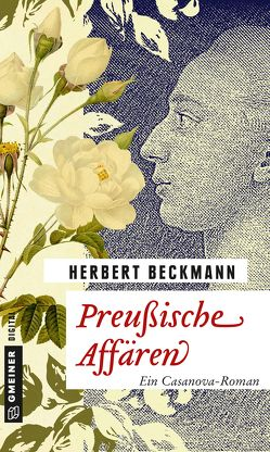 Preußische Affären von Beckmann,  Herbert