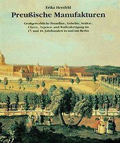 Preussische Manufakturen von Herzfeld,  Erika