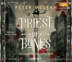 Priest of Bones von McLean,  Peter, Stieren,  Frank