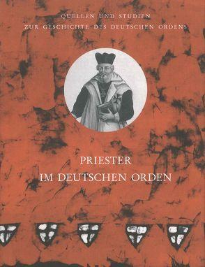 Priester im Deutschen Orden von Arnold,  Udo