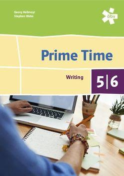 Prime Time 5/6. Writing, Arbeitsheft von Hellmayer,  Georg, Waba,  Stephan