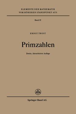 Primzahlen von Trost,  E.
