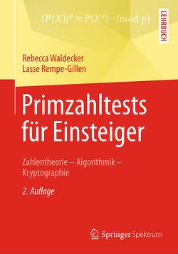 Primzahltests für Einsteiger von Rempe-Gillen,  Lasse, Waldecker,  Rebecca